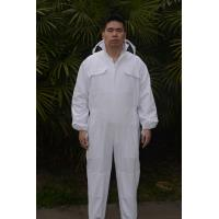 Custom Beekeeping Protective Clothing , Bee Protection Suit With Protective Bee Hat Manufactures
