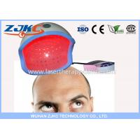 GaAlAs Semiconductor Laser Hair Growth Helmet With Remote Controller Manufactures