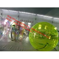 Quality smash water ball giant ball inflatable water water tank float ball valve for sale