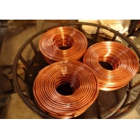 China 1/4 To 7/8 Inch Copper Pipe Production Line Process Machinery on sale