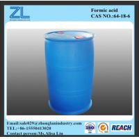 85%min Industrial Grade Formic Acid Manufactures