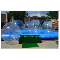 Kids Square Inflatable Water Padding Pool , Summer Playing Blow Up Pools(CY-M1706) Manufactures