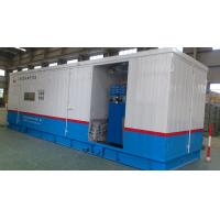 Quality Professional CNG Station Compressor , Air Cooled 2 Stage Air Compressors for sale