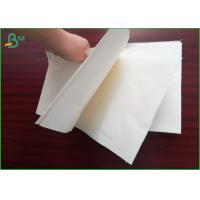China Creamy Offset Printing Paper 80gsm 100gsm Light Yellow Color For Notebook Printing on sale