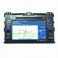 7-inch HD Touch Screen Double Din Car DVD/Video/Radio Player with GPS System Manufactures