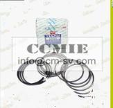 Yuchai Diesel Engine auto parts G6500-1004002A Piston ring assembly for trucks bus Manufactures