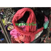 Fashionable Second Hand Scarves Cotton Material Korean Style For Congo Manufactures