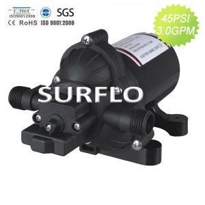 SURFLO 12V 11.6lpm/45psi Energy Savers Water Pump Manufactures