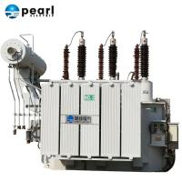Compact Structure High Voltage Power Transformer Base On 110 Kv And 220 Kv Manufactures