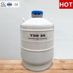 China TianChi liquid nitrogen storage container 30L in Costa Rica on sale