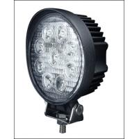 27W 5 Inch Round Cree Led Work Light Head Lamp for Off road Vehicles Manufactures