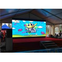 1/16 Scan Rgb SMD 2121 LED Stage Panels , Outdoor Led Video Wall P4 Pixel Pitch Manufactures