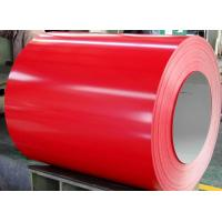 Furniture Use Color Coated SPCC , TDC51D + AZ Steel Coil 50 - 150G / M2 270 - 500 Mpa Manufactures