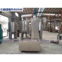 PE Film Centrifugal Dewatering Machine For Granules Drying 500KG Manufactures