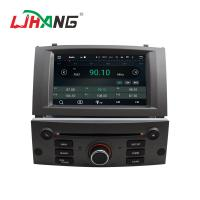 Bluetooth 3G USB Peugeot 5008 Dvd Player , LD8.0-5588 Dvd Player For Android Manufactures