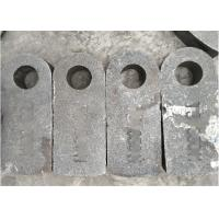 Mining Industry Hammer Crusher Spare Parts High Manganese Steel Hammers Manufactures