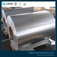 China Silver Bendable Aluminum Strips Trimmed Edge For Dry Type Transformer Winding on sale