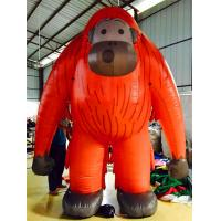 Outdoor Inflatables Toys Gorilla Model Entertainment Centeruse Use Manufactures