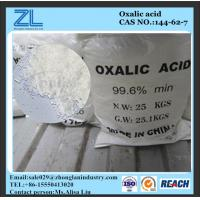 99.6% Oxalic Acid For Leather and Tanning Manufactures