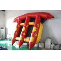 Quality 1.2mm Korea PVC Inflatable Fly Fishing Boats 6 Person Inflatable Boat for sale