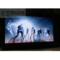 Super Thin full hd Indoor LED Displays For Advertising , 2 Years Warranty Manufactures