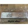MgGd 30 Alloy Magnesium Rare Earth Alloy magnesium gadolinium Manufactures