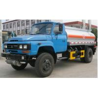 2018 Best Selling Dongfeng 140 Fuel Tank Truck with good quality Manufactures
