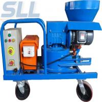 30m Height Gypsum Plastering Machine Adhesive Mortar Cement Plaster Sprayer Machine Manufactures