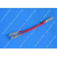 Y Spade Customized 250 Type Terminal Connector Electric Cable Assembly Manufactures