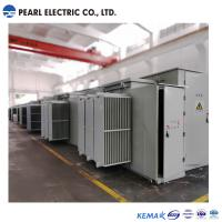 Padmounted transformer used for power supply of end user and grid Manufactures