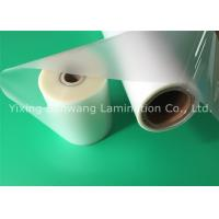 Quality Menus 3 Inch Paper Core Clear Laminate Roll Anti Scratch Protection for sale