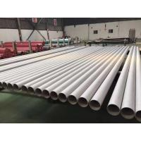 Super Duplex Stainless Steel Pipes, EN 10216-5 1.4462 / 1.4410, UNS32760(1.4501), Pickled & Annealed,  ,20ft Manufactures