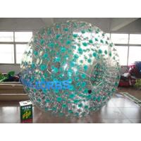 Fireproof Inflatable Walking Ball Sphere Human Balloon , Kids Water Toy Manufactures