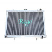 Polished Cooling Aluminum Car Radiators Tube Fin Core For Nissan Skyline R32 Au Manufactures