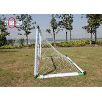 Stable Performance Football Goal Nets For Initial Player Customized Color Manufactures