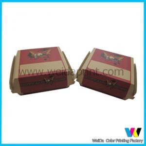 China Dongguan wholesale cheap food packing box on sale