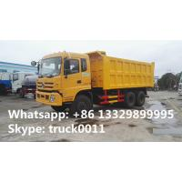 factory direct sale dongfeng teshang 6*4 25tons dump tipper truck with cheapest price,  dongfeng brand dump tipper truck Manufactures
