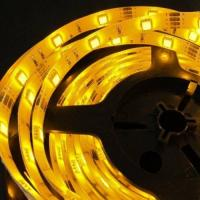 Durable RGB color changing 3528 SMD Led Strip Light CE&RoHS approved for track Manufactures