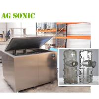 Car Workshops Ultrasonic Engine Cleaner Automobile Engineering Shops With Filter System Manufactures