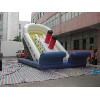 Large Casino Playground Slide PVC  With Large Water Park Manufactures