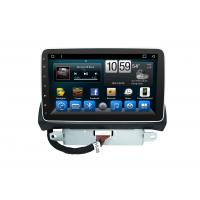Stereo GPS Navigation System High Temperature Resistance Support Dual Zone Function Manufactures