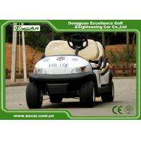 Convenient 4 Wheel Electric Security Vehicles Without Roof , 1 Year Warranty Manufactures
