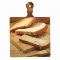 Melamine Cutting Board in Various Shapes, Made of Melamine, Customized Arts are Accepted Manufactures