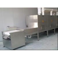 Continuous Microwave Hot Air Combined Drying Equipment Manufactures