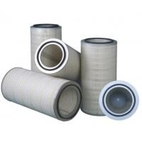 Pleated cartridge air filter Manufactures