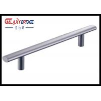 Quality Pearl Silver 96mm Plastic Drawer Pulls Freezer Door Handles  Chpeast Cabinet  D Handles for sale