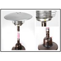 Buy cheap Durable Round Powder Coated Patio Heater For Outdoor Meeting 813mm Reflector from wholesalers