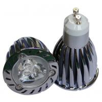 6W GU10 LED spotlight AC100-240V CE&RoHS approved Manufactures