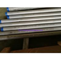 """Seamless Stainless Steel Pipe, ASTM A312 TP304H, TP310H,TP316H,TP321H, TP347H Grain Siz Test 1-1/2"""" SCH40S 6000MM Manufactures"""