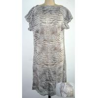 No Lining Silk Womens Wrap Dresses Anti Static S M L Size Available Manufactures
